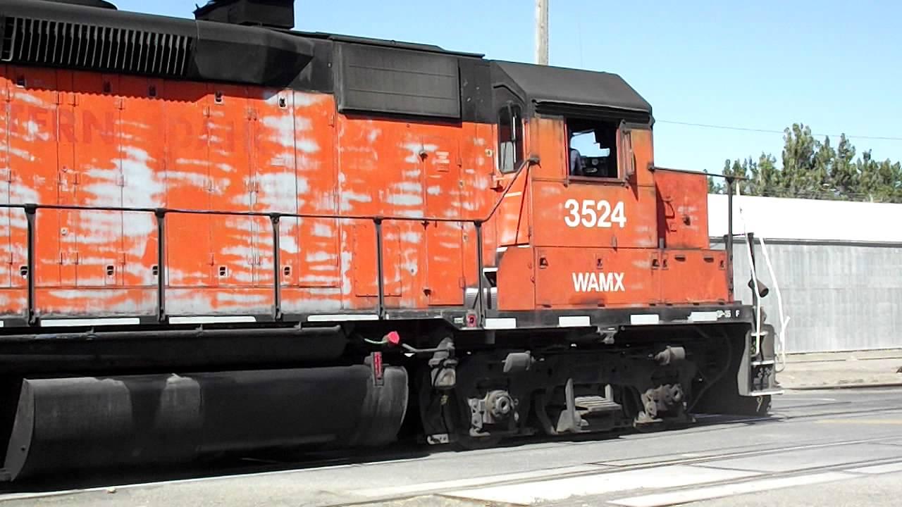Train hookup