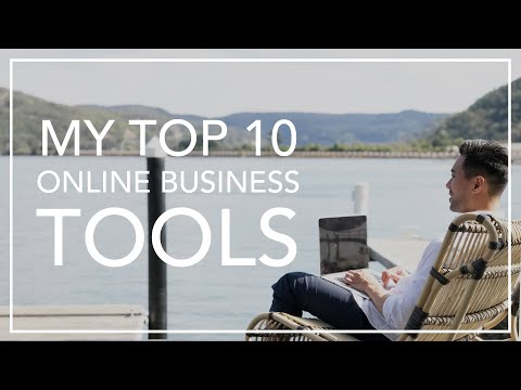 My Top 10 Tools To Grow Your Online Business