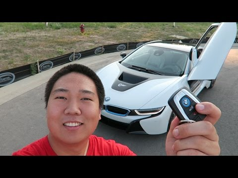 Living with the BMW i8 | Initial Impressions!
