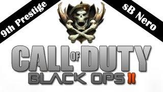 Black Ops 2 Prestiges