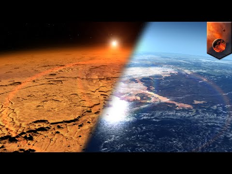 Transforming Mars into Earth-like atmosphere? NASA says no – TomoNews