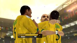 PS2 -  2006 FIFA World Cup - GamePlay [4K:60fps]