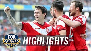 Hertha BSC Berlin vs. Fortuna Dusseldorf | 2019 Bundesliga Highlights