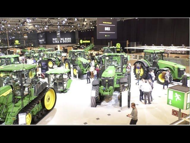 Le top de l'innovation en avant-première de l'Agritechnica 2019 ? [EXTRA-POWERBOOST]