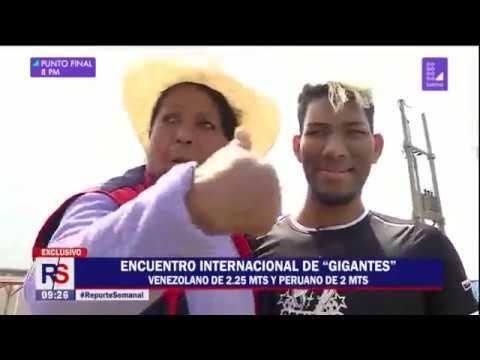 Conoce al gigante venezolano  | Reporte Semanal
