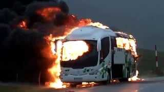 STSJAN bus inferno