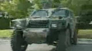 Japan JGSDF Light Armored Vehicle (Komatsu LAV)