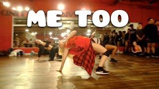 ME TOO by @Meghan_Trainor | Choreography by @nikakljun MP3
