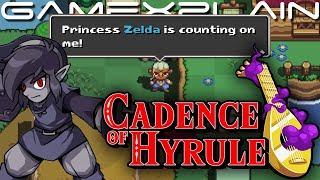 Cadence of Hyrule: Character Pack DLC TOUR - Impa, Shadow Link, Shadow Zelda, & More!