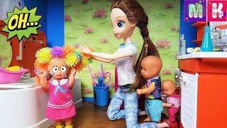 ДОИГРАЛИСЬ! КАТЯ И МАКС ВЕСЕЛАЯ СЕМЕЙКА новые серии #мультики #куклы