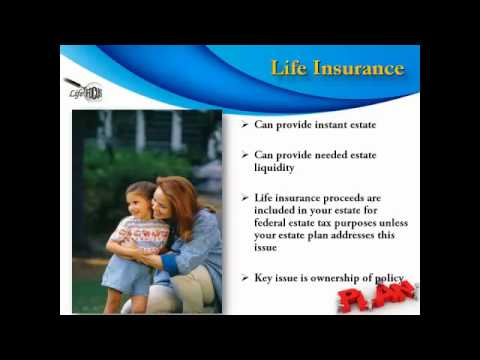 Basics of Estate Planning  Life Insurance Trusts
