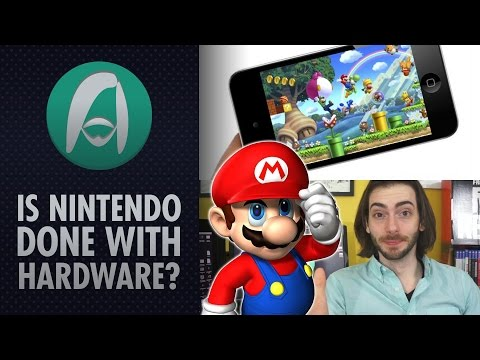 Is Nintendo Going To Stop Making Hardware? (Financial Analys