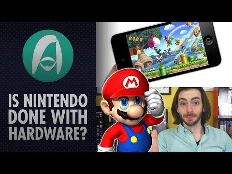 Is Nintendo Going To Stop Making Hardware? (Financial Analysis)