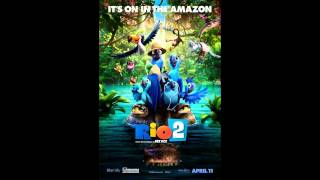 Rio 2 Soundtrack What is Love by Janelle Monae