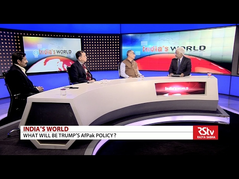 India's World:  What Will Be Trump's Af-pak Policy?