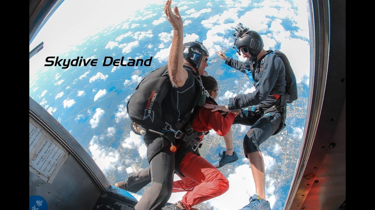 Skydiving FAQs   Skydiving Daytona Beach   Skydive DeLand