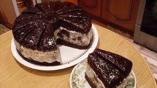 """Торт """"Африканская ромашка"""" Рецепт."""