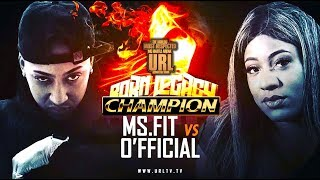 MS. FIT VS OFFICIAL - WHO WINS? | CHAMPION