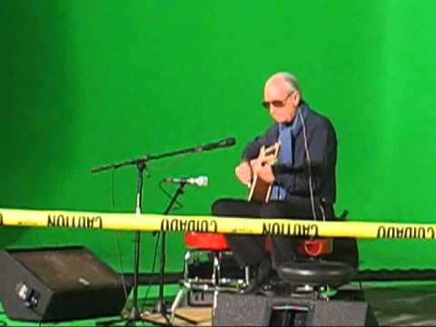 Michael Nesmith plays Tapioca Tundra at Videoranch rehearsal clip