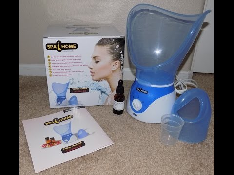 Spa Home Facial Steamer Sauna Review - Worth It or Worthless????