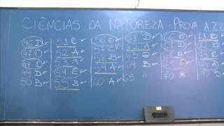 Enem 2015: Correção comentada da prova 3/3 (sábado)
