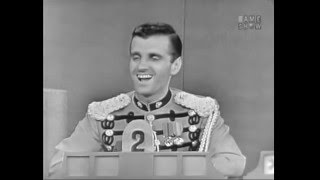 To Tell the Truth - The President's pianist; PANEL: Betty White, Johnny Carson (Sep 18, 1961)