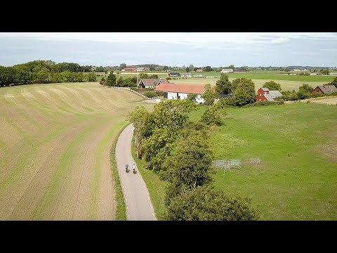 Biking in Skåne, Sweden