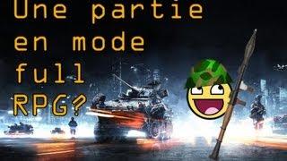 Battlefield 3 - Vive les RPG ! - Petite partie avec Cazouil !