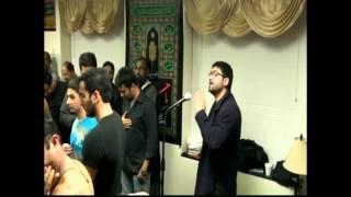 12 - Noha by Ali Rizvi (son of Sachay Bhai) - Muharram 1434 (2012)