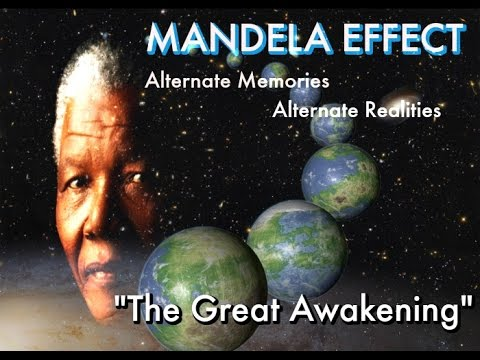 Mandela Effect | Changes to Our Current Reality | Something Strange is Happening!
