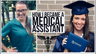 How I Became a Medical Assistant + How much MA schools Costs