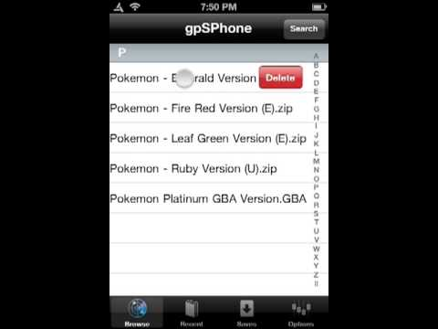 how to download pokemon emerald on iphone