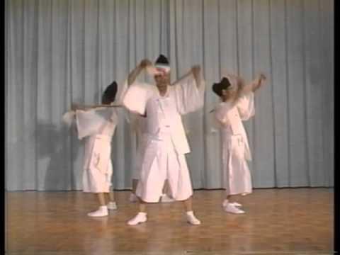 鹿島踊の踊り方(1989)3_3