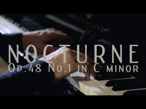 David Fray records Chopin: Nocturne Op.48 No.1 in C Minor