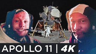 Apollo 11 Complete Raw Footage in 4K