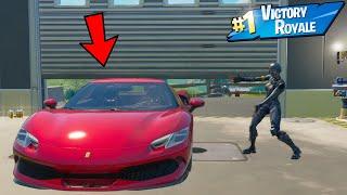 Μπήκε Ferrari στο Fortnite!