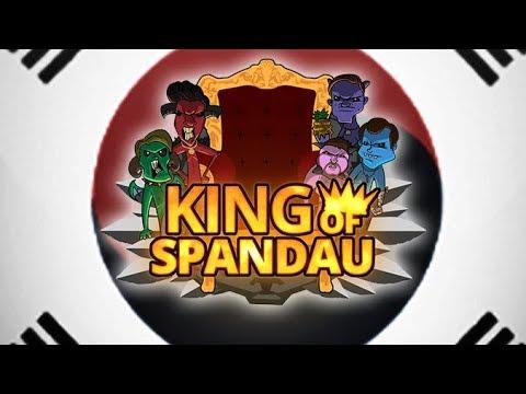 KING OF SPANDAU - Finale: EnRo vs. SPIN | Frühling 2018