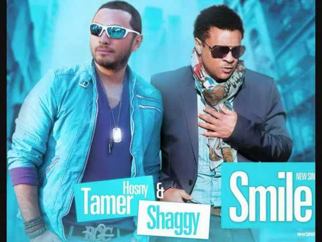 tamer hosny smile mp3