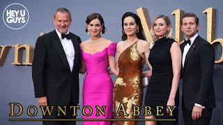 Downton Abbey World Premiere: The cast on the big screen outing for the TV show