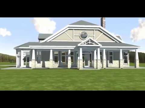Kentuckian 01   Horse Barn W/ Living Quarters   YouTube