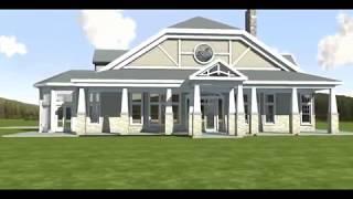 The Woodlands Horse Barn w/ Living Quarters AL