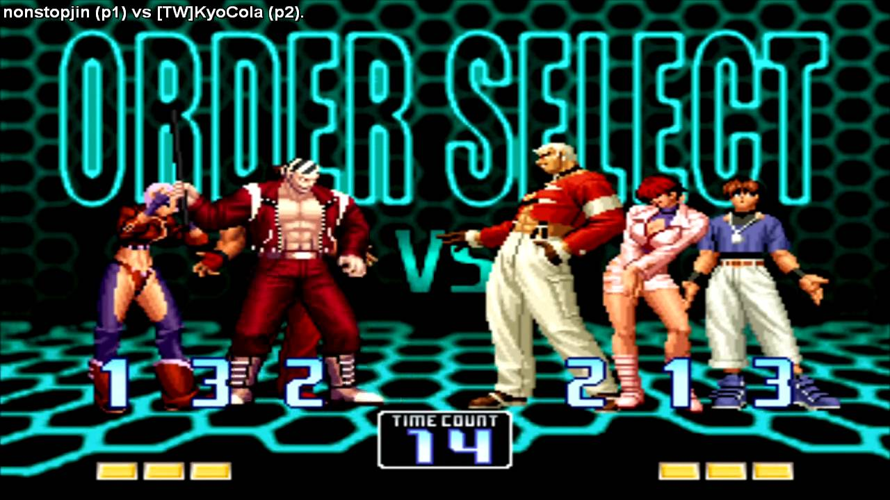 Descargar The King of Fighters 2002 Unlimited Match PC