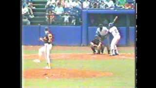 1984 Atlanta Braves - San Diego Padres Brawl