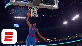 Dwight Howard summons Superman for 30-30 game | ESPN
