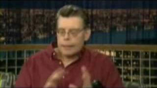 Stephen King interview about clowns