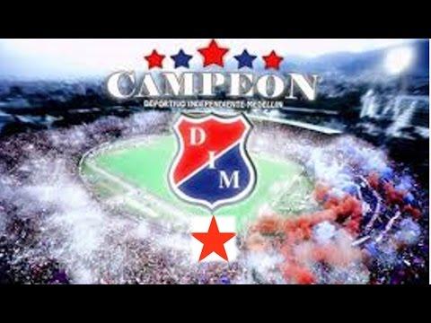 Independiente Medellin Campeon 2016