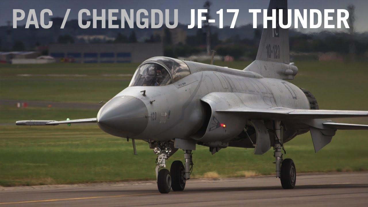 PAC/Chengdu JF-17 Thunder Flies over Paris Air Show 2015 – AINtv Express