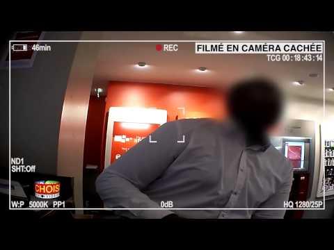 Caméra cachée - Assurances mobiles : le discours des vendeurs