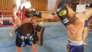 Instructor Course at Master Toddy's Muay Thai Academy