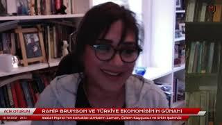 Açık Oturum (159): Rahip Brunson ve Türkiye ekonomisi. Amberin Zaman, Özlem Kaygusuz & Erkin Şahinöz